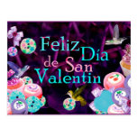 Feliz San Valentin Tarjetas Postales