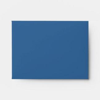 Feliz sobre azul A2 de X'mas