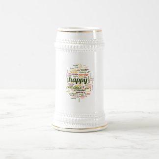 Feliz Jarra De Cerveza