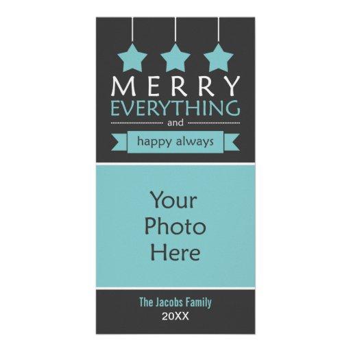 Feliz todo tarjetas fotograficas