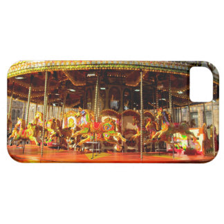 Feliz va la ronda en caso del iphone 5 de Londres iPhone 5 Case-Mate Protectores