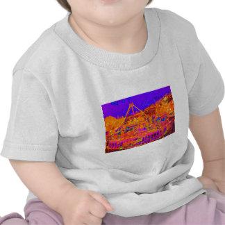 Feliz va la ronda camisetas