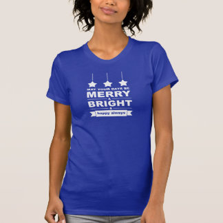 Feliz y brillante camisas