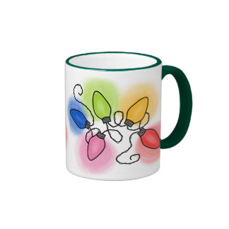 """""""Feliz y brillante"""" Taza De Café"""