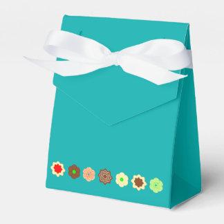 Feliz y dulce cajas para regalos