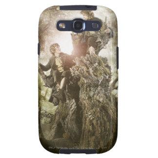 Feliz y Peregrin en Treebeard Samsung Galaxy S3 Protector
