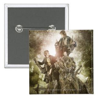 Feliz y Peregrin en Treebeard Pins