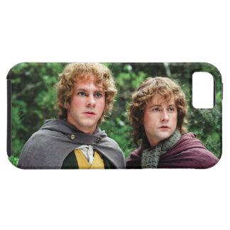 Feliz y Peregrin iPhone 5 Cárcasa