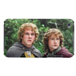 Feliz y Peregrin Case-Mate iPod Touch Coberturas