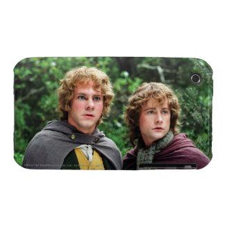 Feliz y Peregrin iPhone 3 Carcasa