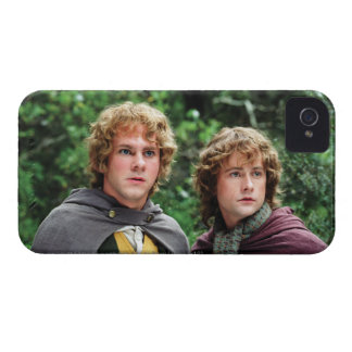 Feliz y Peregrin iPhone 4 Funda