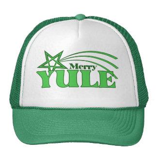 Feliz Yule Gorra