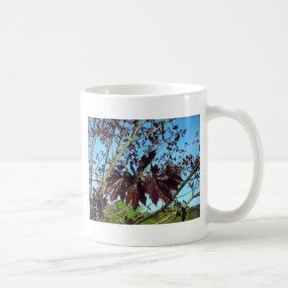 Fell Foliage Classic White Coffee Mug