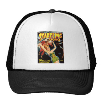 Fell Out of a Spaceship Trucker Hat