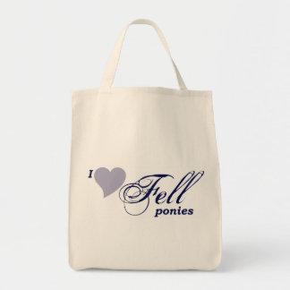 Fell ponies bags