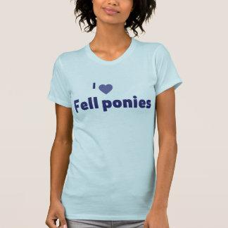 Fell ponies t-shirts