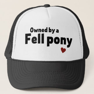 Fell pony trucker hat
