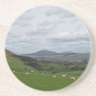 fell view phone cover coaster