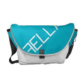 FELLA Medium Messenger Bag