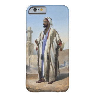 Fellah Dressed in the Haba, illustration from 'The iPhone 6 Case