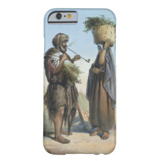 Fellah Man and Woman, illustration from 'The Valle iPhone 6 Case