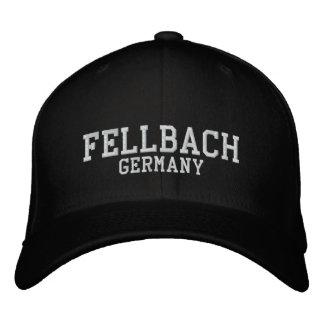Fellbach Germany Baseball Cap