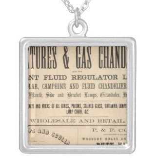 Fellows, Hoffman and Company Pendant