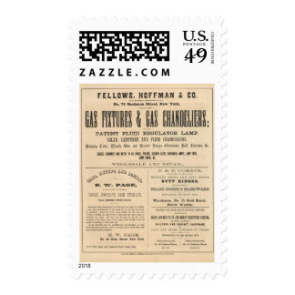 Fellows, Hoffman and Company Postage Stamp