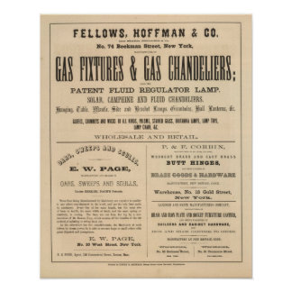 Fellows, Hoffman and Company Poster