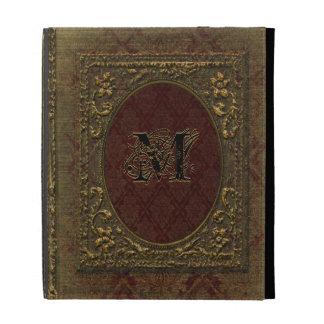 Fellowsbey Baileen Victorian Old Book Style iPad Folio Covers