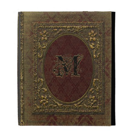 Fellowsbey Baileen Victorian Old Book Style Ipad Folio Covers