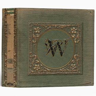 "Fellowsbey personalizó al Victorian del monograma Carpeta 2"""