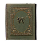 Fellowsbey Victorian Old Book Style iPad Folio Cases