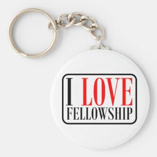 Fellowship Alabama Key Chain