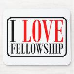 Fellowship Alabama Mousepads