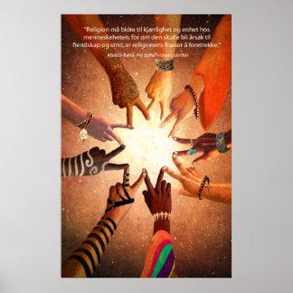 Fellowship (Norwegian) Poster