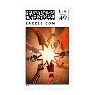 Fellowship Postage Stamp