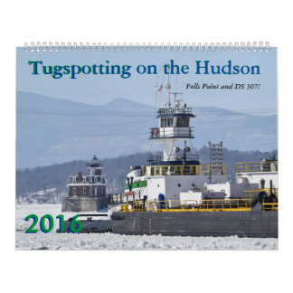 Fells Point & DS 307: Tugspotting 2016 Calendar