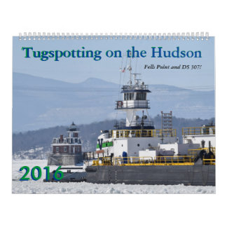 Fells Point & DS 307: Tugspotting on the Hudson Calendar
