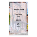 Fells Point Street Business Card Templates