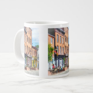 Fells Point Street Giant Coffee Mug