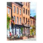 Fells Point Street Post Card