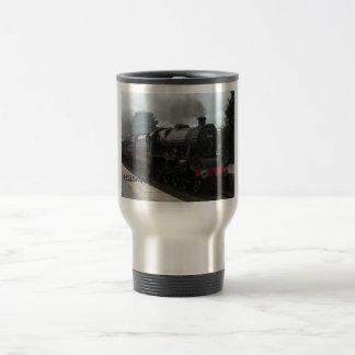 Fellsman steam train 15 oz stainless steel travel mug