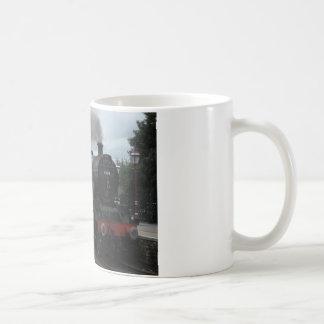 Fellsman steam train classic white coffee mug