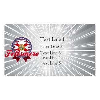 Fellsmere FL Business Card Template