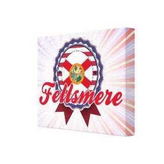 Fellsmere FL Stretched Canvas Prints