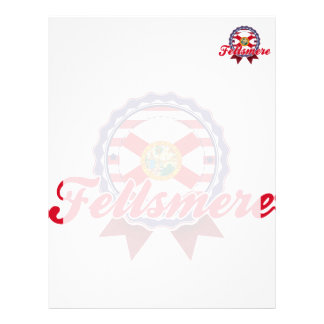 Fellsmere FL Letterhead Design