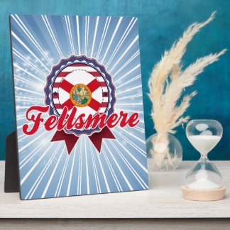 Fellsmere FL Display Plaques