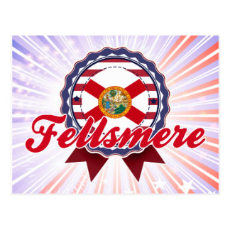 Fellsmere FL Postcard
