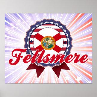 Fellsmere FL Poster